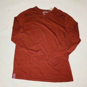 Tommy Bahama Jeans Sweater Large  Mojave Henley